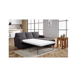 Marks & Spencer Copenhagen Corner Chaise Storage Sofa Bed (Right-Hand) - Chocolate