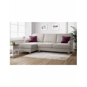 Marks & Spencer Rochester Corner Chaise (Left-Hand) - Grey