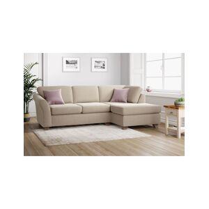 Marks & Spencer Abbey Corner Chaise Sofa (Right-Hand) - Dark Grey  - unisex - Dark Grey - Méid: Chaise Longue