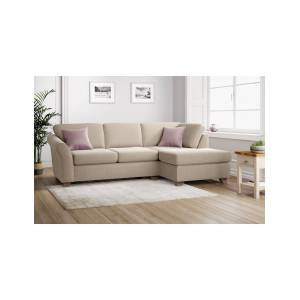Marks & Spencer Abbey Corner Chaise (Right-Hand) - Natural