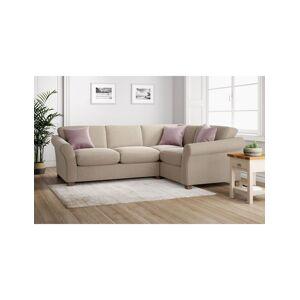 Marks & Spencer Abbey Small Corner Sofa (Right-Hand) - Mushroom