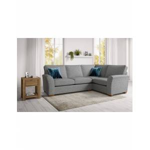 Marks & Spencer Lincoln Small Corner Sofa (Right-Hand) - Natural