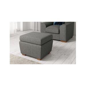 Marks & Spencer Nantucket Storage Footstool - Ochre