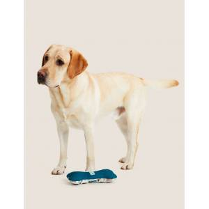 Marks & Spencer Squeaky Alphabet Soft Bone Pet Toy - Multi  - unisex - Multi - Méid: Letter N