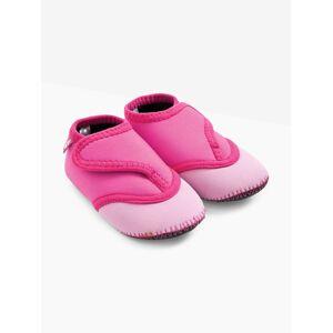 JoJo Maman Bebe Summer Garden & Swim Booties - Pinks - FEMALE - Size: 12-18 mths