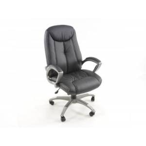 FK-Automotive Office Chair Jersey City black with armrests