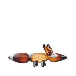 iittala Vulpes The red fox figurine