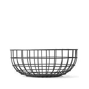 Menu Wire bowl black