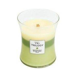 WoodWick Trilogy WoodWick Garden Oasis Medium-sized candle