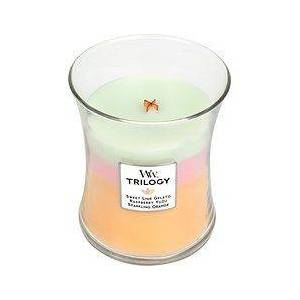 WoodWick Trilogy WoodWick Summer Sweets Medium-sized candle