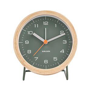 Karlsson Innate Green alarm clock