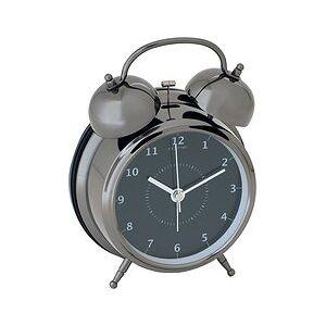 NeXtime Wake Up Alarm clock black 9 cm
