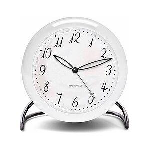 Rosendahl Arne Jacobsen LK Table-top clock white
