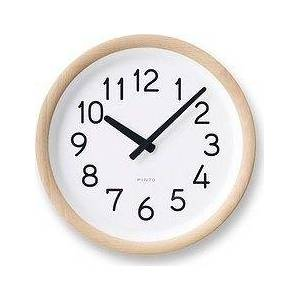 Lemnos Day-to-Day-Clock wood