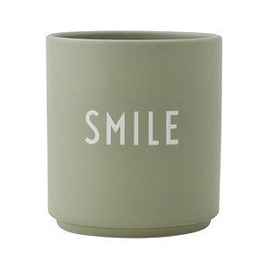 Design Letters Favourite SMILE Mug