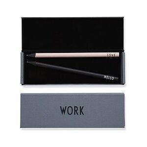 Design Letters Work Pencil drawer