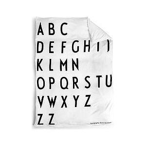 Design Letters AJ Vintage ABC Duvet cover