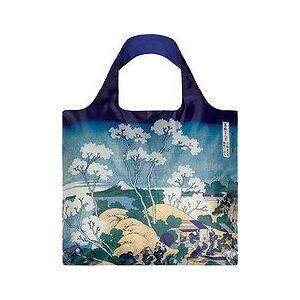 Loqi reusable bag Museum Hokusai Fuji from Gotenyama