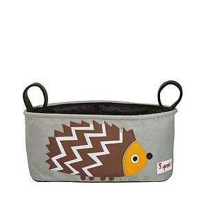 3 sprouts Sprouts Organizer for pushchair 3 hedgehogs