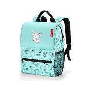 Reisenthel Kids, Cats And Dogs Mint backpack