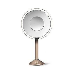 Simplehuman Sensor cosmetic mirror with additional mirror