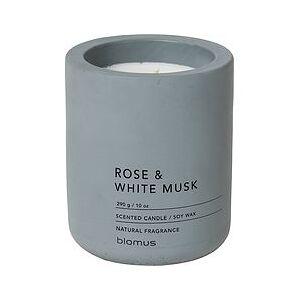 Blomus Fraga Rose & White Musk Fragrance candle 11 cm