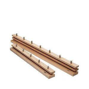 Skagerak Cutter Wardrobe without shelf oak 100 cm