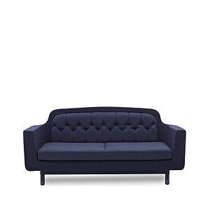 Normann Copenhagen Onkel two-seater sofa blue
