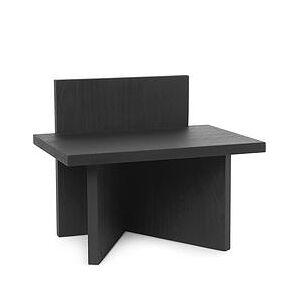 Ferm Living Oblique Black table
