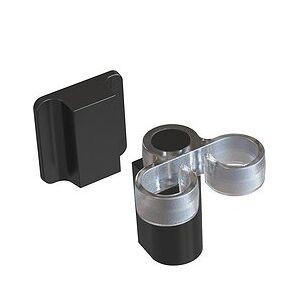 Magisso Magnetic holder for dishwashing brush black
