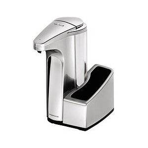 Simplehuman Non-contact dispenser with sponge container