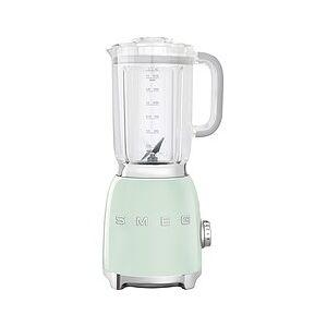 Smeg Style Blender 50's pastel green.