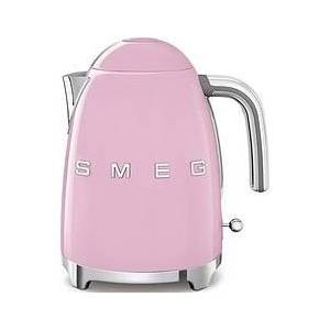 Smeg Style Electric kettle 50's pastel pink