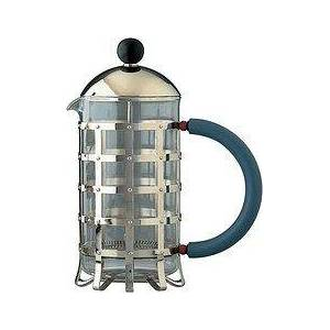 Alessi MGPF Coffee brewer blue handle 720 ml