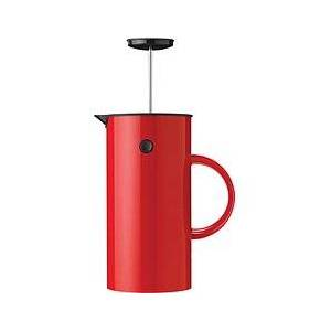 Stelton Coffee brewer thermal red