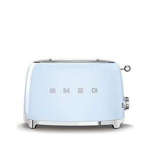 Smeg Style Toaster for 2 slices 50's pastel blue