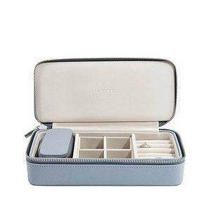 Stackers Travel Large Stackers A jewelry box for a dusky blue jewelry box