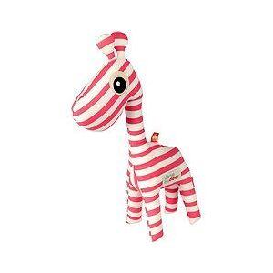 Done By Deer Hugging a pink giraffe