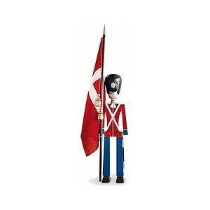 Kay Bojesen Decoration wooden soldier 100 cm
