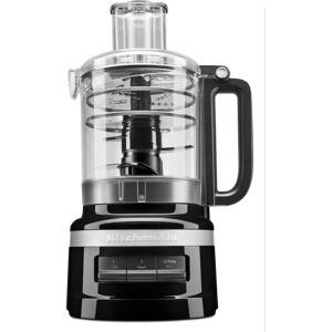 KitchenAid 5KFP0919BOB 2.1L Food Processor - Onyx Black