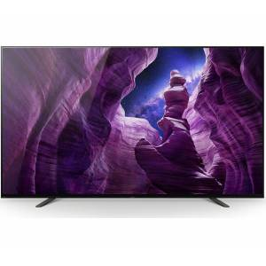 """Sony KD65A8BU 65"""" Smart 4K Ultra HD HDR OLED TV with Google Assistant"""