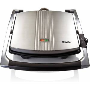 Breville VST026 4 Slice Sandwich Maker & Panini Maker