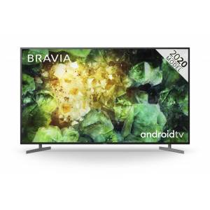"Sony KD65XH8196BU 65"" LED 4K HDR Android TV-Black"