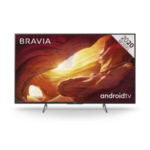 "Sony KD43XH8505BU 43"" LED 4K HDR Android TV-Black"