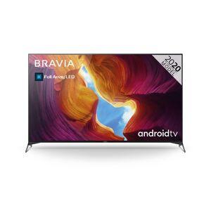 "Sony KD65XH9505BU 65"" Full Array LED 4K HDR Android TV Black"