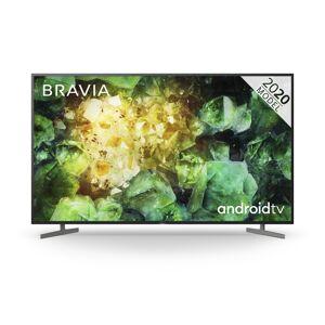 "Sony KD49XH8196BU 49"" LED 4K HDR Android TV-Black"