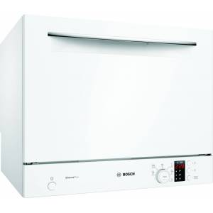 Bosch SKS62E32EU 55cm Freestanding Compact Dishwasher-White