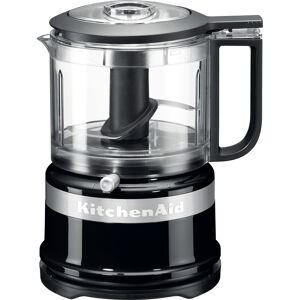 KitchenAid 5KFC3516BOB Mini Food Processor Onyx Black