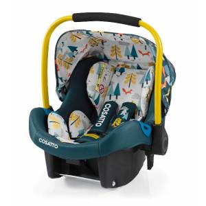 Cosatto CT3488 Port 0+ Car Seat Fox Tale (Without Base)