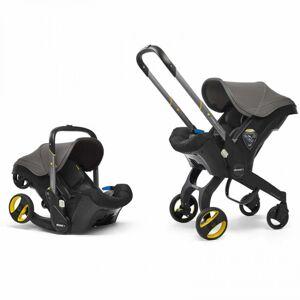 Cuddleco Doona+ Infant Car Seat Stroller Greyhound